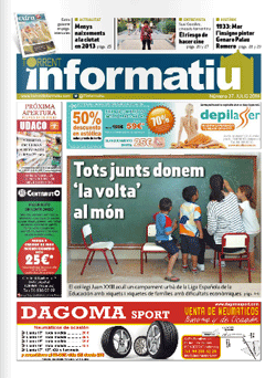 Torrent Informatiu nº 36